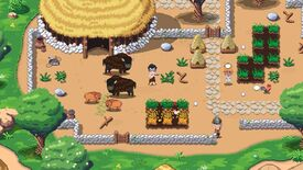 Image for Stone age farmlife sim Roots Of Pacha announced for next year