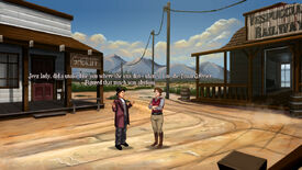 Image for Lamplight City follow-up strolling into the wild wild west