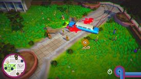 Image for Crazy (Not) Taxi: Roundabout Out In September
