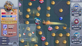Image for Roundguard reinvents Peggle as an oddball dungeon-crawler
