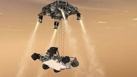 Image for Rover's Return: Don't Forget NASA's Curiosity Sim