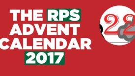 Image for The RPS Advent Calendar, Dec 22nd