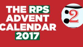 Image for The RPS Advent Calendar, Dec 2nd