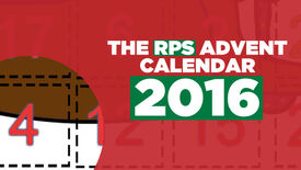 Image for The RPS 2016 Advent Calendar, Dec 4th – North
