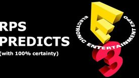 Image for E3 2014: RPS Predicts Things That Will Definitely Happen