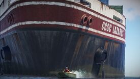 Image for Rust has added a big radioactive boat for you to squabble over