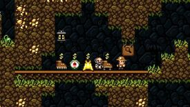 Image for A Desktop Dungeon: Browser Spelunky