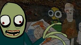 Image for Salad Fingers Gets A Point And Click Adventure