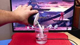 Image for Innovative new controller lets you ragequit by pouring literal salt