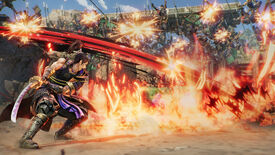 Image for Samurai Warriors 5 has popped up on Steam