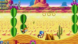 Image for Sonic Mania is out today and it features Sonic