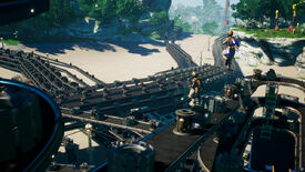 Image for Mega-building game Satisfactory is shaping up to be far, far more than satisfactory