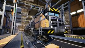 Image for Satisfactory creates a race of atomic super-trains