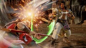 Image for Arcade fighter Soulcalibur 6 is out now, featuring Geralt from the Witcher series