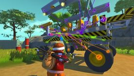 Image for Scrap Mechanic Creative Mode Out On Steam Today