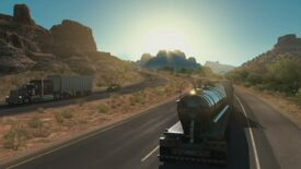Image for RPS keeps on truckin with American Truck Simulator interview at EGX Rezzed 2018