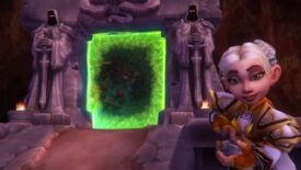 Image for World of Warcraft Classic is progressing/regressing nicely