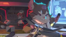 Image for Overwatch's DeathHamster uses grappling hook to break players; game