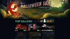 Image for Steam's spooky Halloween sale slashes prices and makes wallets bleed