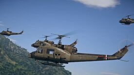 Image for Combat helicopters are coming in War Thunder's next major update