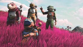 Image for Beyond saddle sores: No Man's Sky update will let you ride spacecrabs in VR