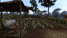 Image for Volcanic renovation abounds in Morrowind-to-Skyrim mod Skywind's new trailer