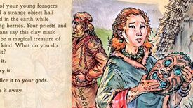 Image for King of Dragon Pass sequel Six Ages raids PC in 2019
