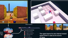 Image for Google Deepmind's neural net plays a mean game of CTF