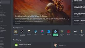 Image for Discord's new Game Tab seems handy, and also metal?