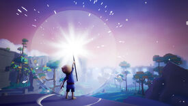 Image for The sky's the limit in pretty puzzle adventure Omno