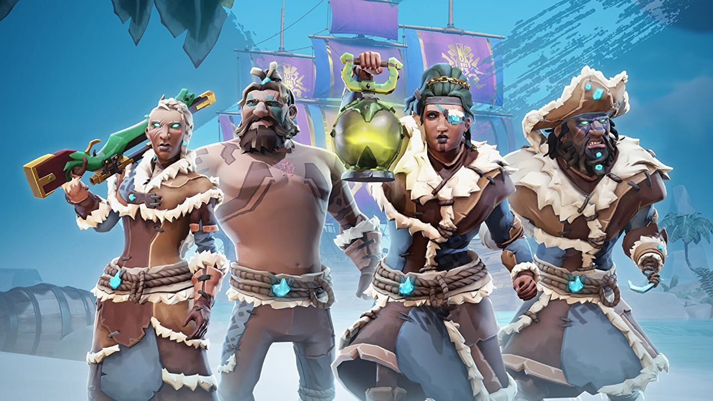 Sea Of Thieves new Seasons set sail this Thursday