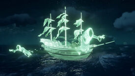 Image for Sea Of Thieves' spectral fleets land on Haunted Shores next week