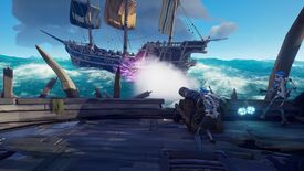 Image for Sea Of Thieves's Shrouded Spoils update adds more meat to its skellington bones
