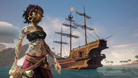 Image for Sea Of Thieves will let you tattoo meta game lore on your pirate