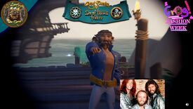 Image for Sea Of Thieves players hosted a fashion show