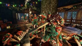 """Image for Killing Floor 2's Gary """"Badass Santa"""" Busey is bad for your elf"""