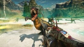 Image for Second Extinction is a co-op FPS about fighting mutant dinosaurs