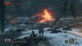Image for Sekiro Demon of Hatred - finding and defeating a hidden boss