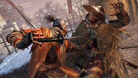 Image for Sekiro: Shadows Die Twice seeks to make nimble ninjas out of old knights
