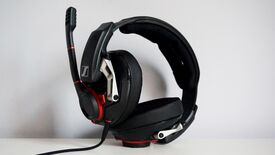 Image for Sennheiser GSP 600 review: Bass overload