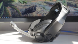 Image for Sennheiser GSP 670 review: A wireless gaming headset that's scared of letting its hair down