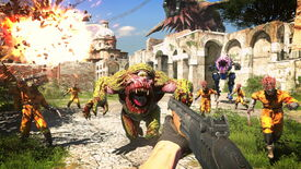 Image for Serious Sam 4 has hotfixed some crashes, with performance improvements to come