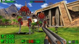 Image for Serious Sam: The First Encounter is free on GOG until Wednesday