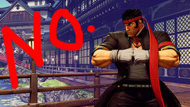 Image for THE BEEF THAT I HAVE WITH STREET FIGHTER V