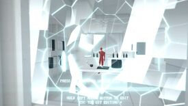 "Image for Superhot's Virtual Reality Plans ""Oh So Much Fun"""