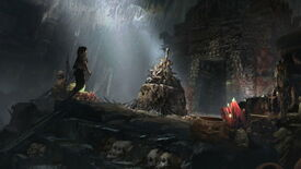 Image for Shadow Of The Tomb Raider is fighting the apocalypse