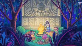 Image for Forest fairy tale She And The Light Bearer is out now