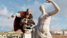 Image for Assassin's Creed Origins' Discovery Tour censors all the nudey statues
