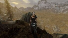 Image for Skyrim grandma Shirley Curry will follow you around Tamriel soon