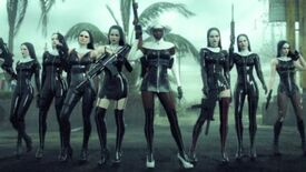 Image for Nuns On The Run: New Hitman Trailer Is Dumb